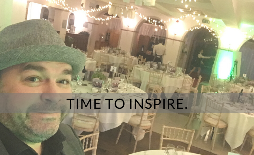 Time to Inspire.
