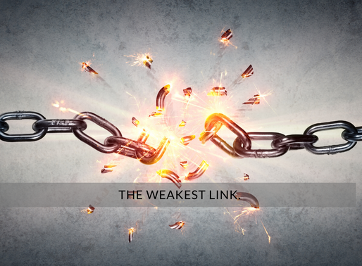 The Weakest Link.