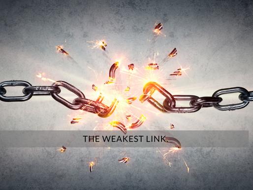 The Weakest Link.