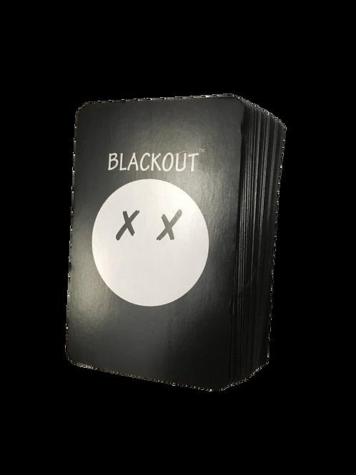 Blackout - Card Game