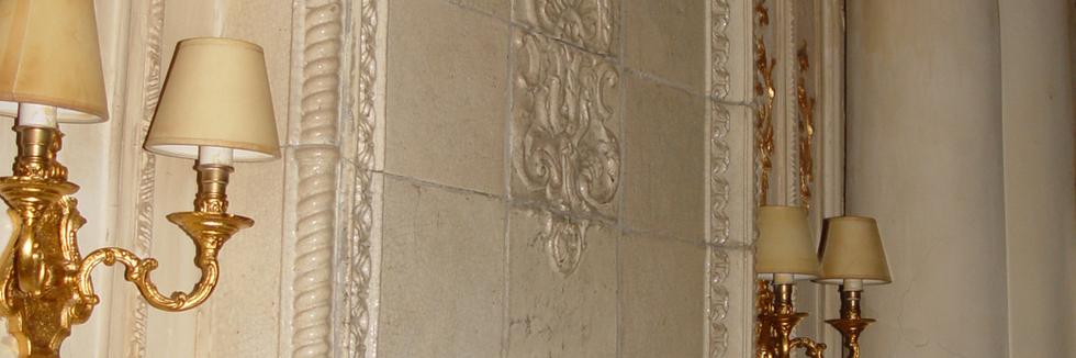 Камин в банкетном зале фото 5
