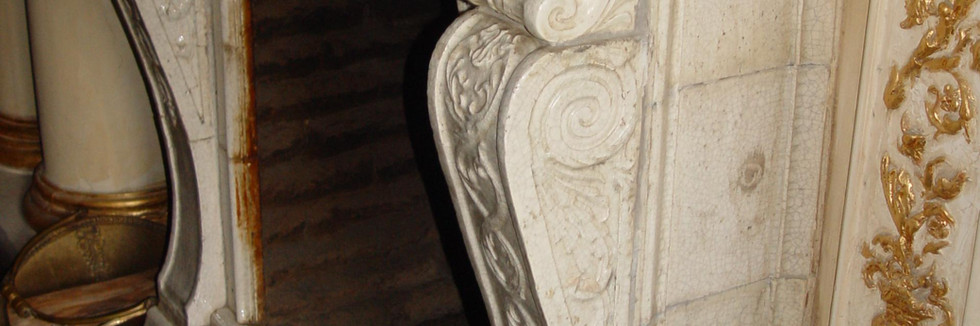 Камин в банкетном зале фото 2