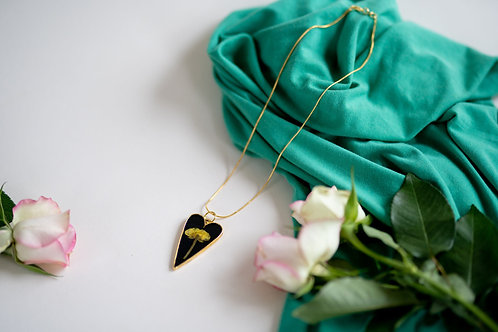 Butter Cup Necklace