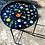 Thumbnail: Black Floral Table