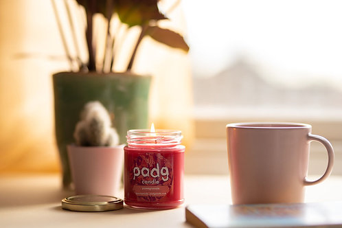 Small Padg candle