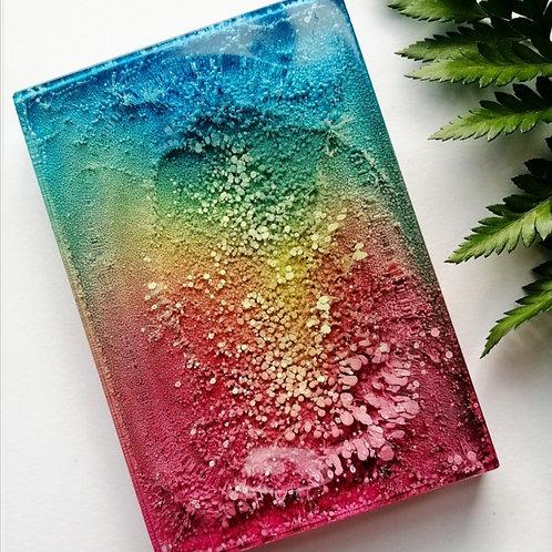 Rainbow soap dish 🌈