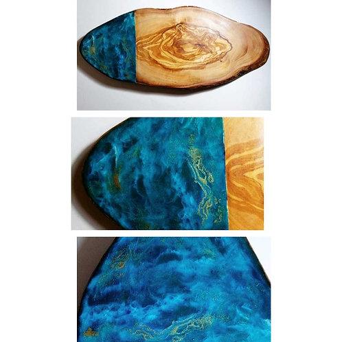 Luxury Serving Rustic Board