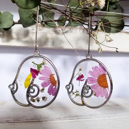 Boobie earrings