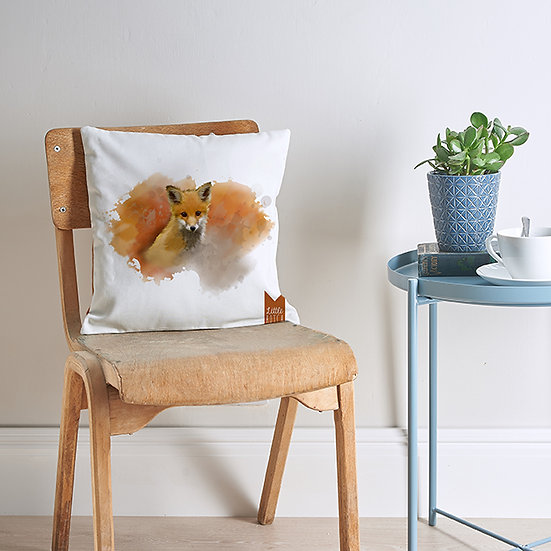 Little Fox cushion