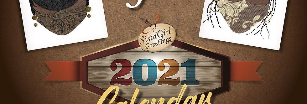2021 Sista Girl Calendar
