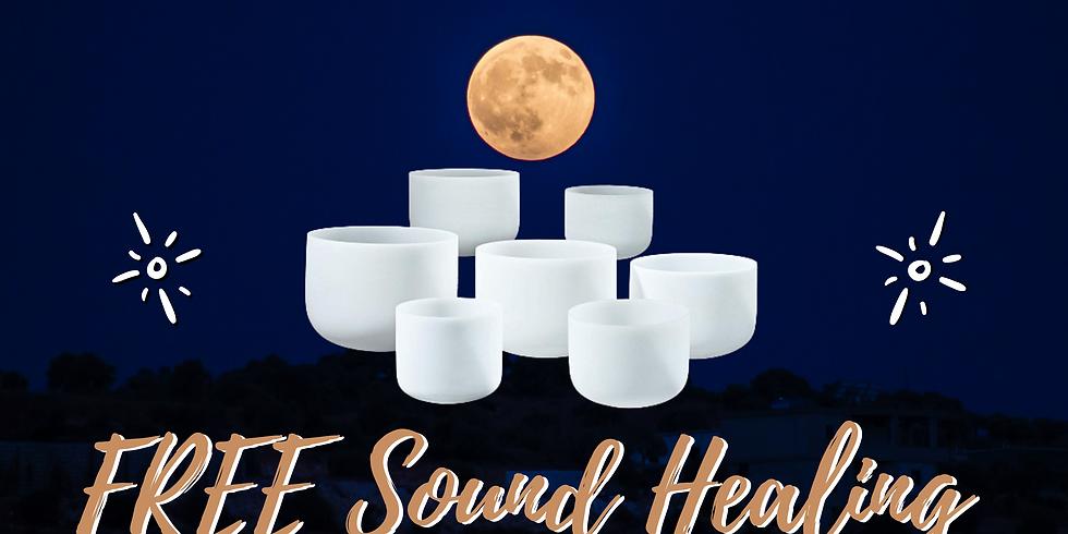 FREE Sound Healing