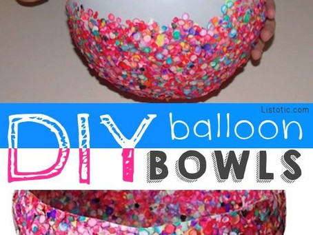 Balloon Bowls and Doughboys