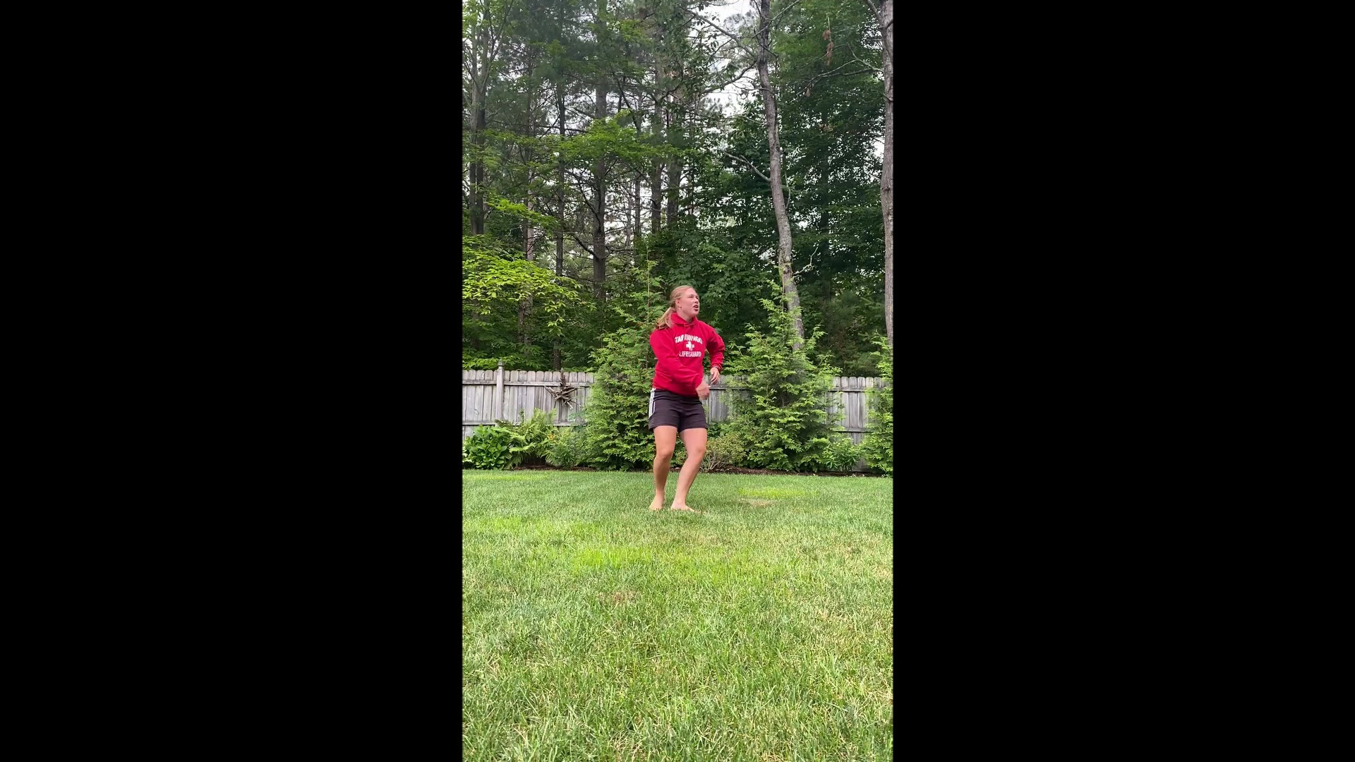 Morning Exercises with Olivia Tamm