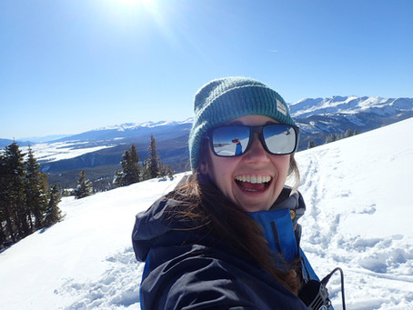 Joy through the Pain - Lessons from Miss Claire's Backcountry Ski Trip