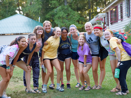 Cabin Devotion with Miss Maddy