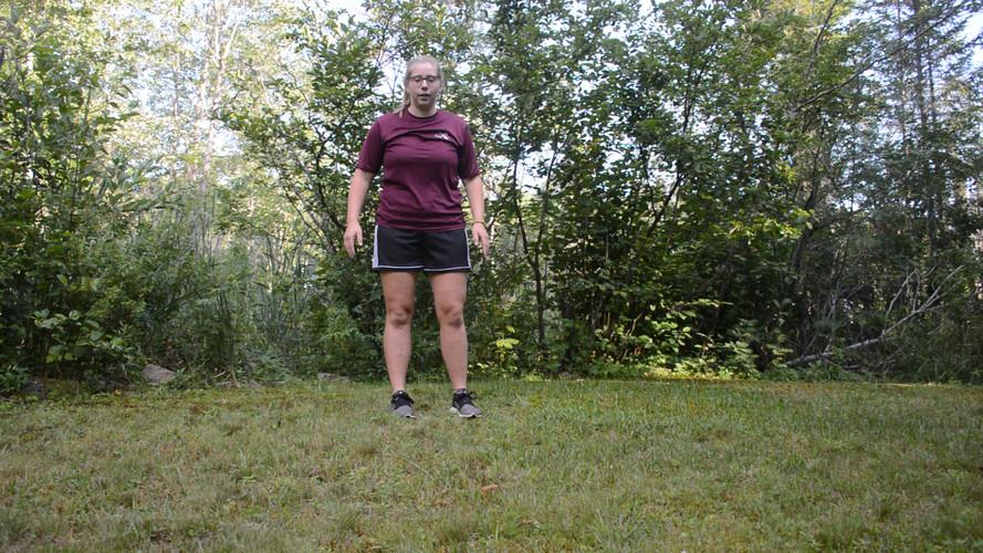 Morning Exercises with Miss Joyellen