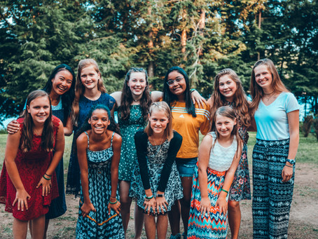 Cabin Devotion with Miss Anna