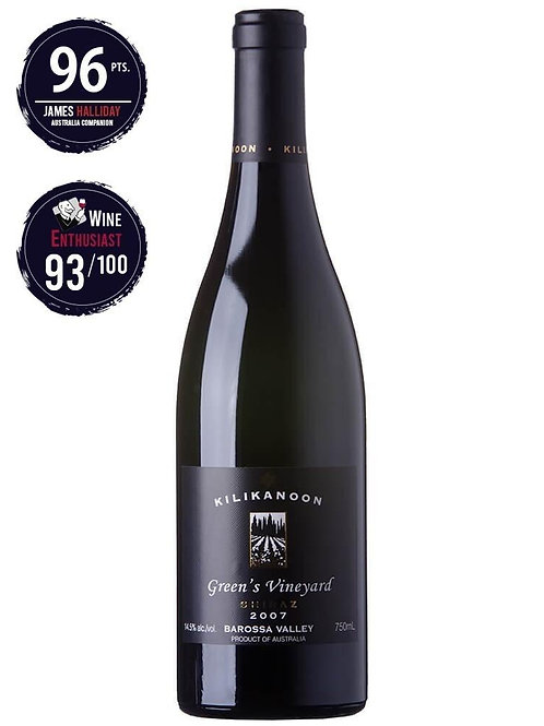 KILIKANOON GREEN'S VINEYARD SHIRAZ (750ML)