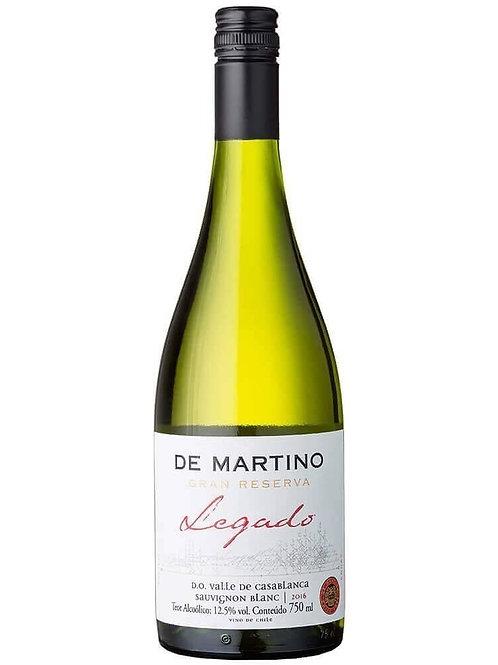 DE MARTINO SAUVIGNON BLANC RESERVA LEGADO (750ML)
