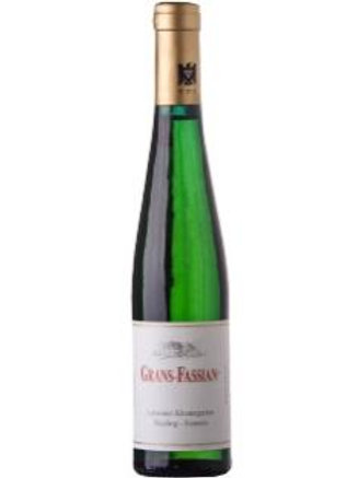 GRANS-FASSIAN RIESLING EISWEIN LEIWENER LAURENTIUSLAY  (375ML)