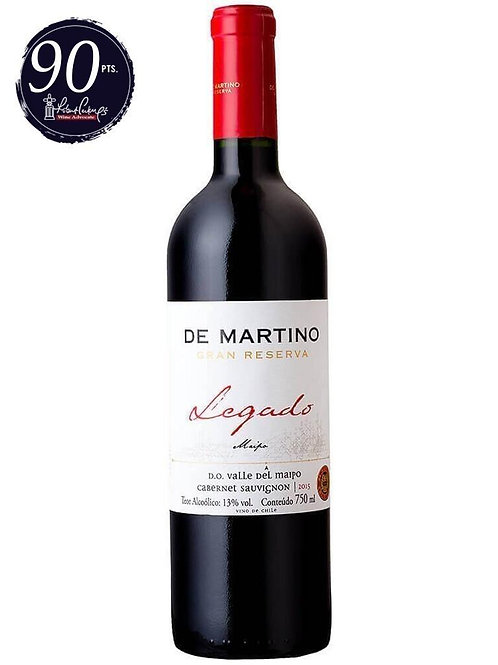 DE MARTINO CABERNET SAUVIGNON RESERVA LEGADO (750ML)