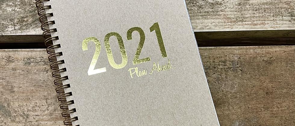 Omega 2021 Planner
