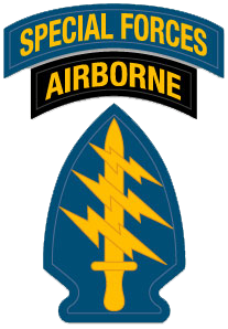 Special Forces insignia