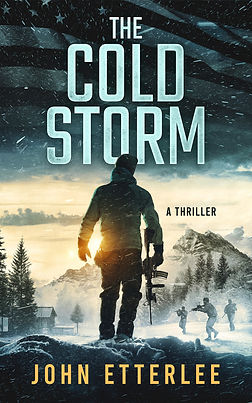 The Cold Storm book cover