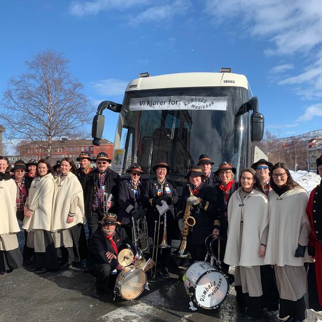 Vinterfestuka i Narvik