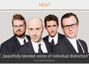 New York Polyphony : the official biography