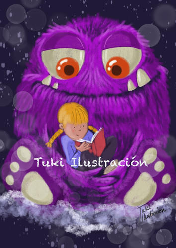 el monstruo de la lectura