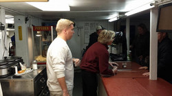 Our Friendly Concession Staff