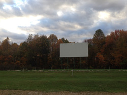 Fall at the Bel Air Drive In