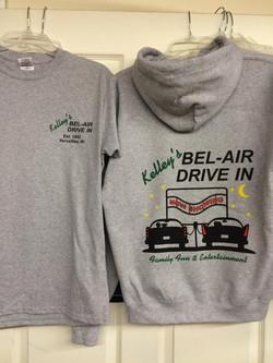 Bel Air Drive T-Shirts & Sweatshirts