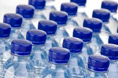 Chilled Bottled Water