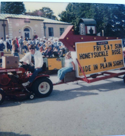 Pumpkin Show Parade - Circa 1980's