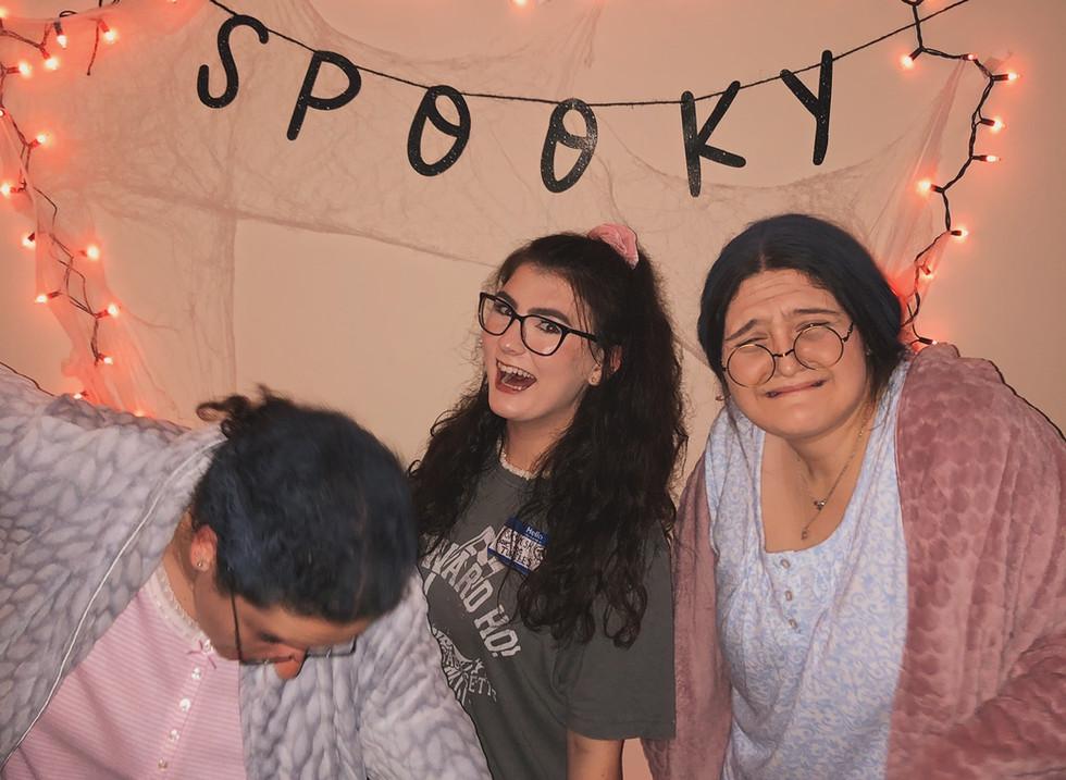 halloween grandmas