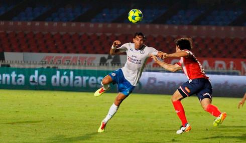 Veracruz toma un respiro al derrotar a Cruz Azul