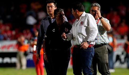 Dice Kuri que el gobierno quiere llevar un equipo de Ascenso a Veracruz