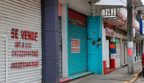 Más de 400 negocios han cerrado en Coatzacoalcos por inseguridad