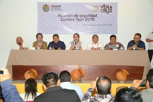 Anuncia SECTUR operativo de seguridad para Cumbre Tajín 2019