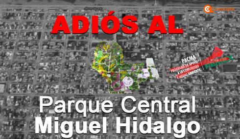 Pierde Coatzacoalcos gran oportunidad, se queda sin parque ecológico.