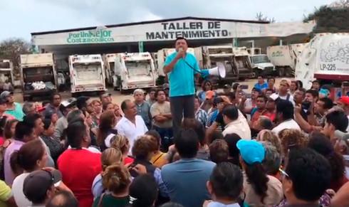 Finaliza paro de labores del SUEM, llegan a un acuerdo con el Ayuntamiento
