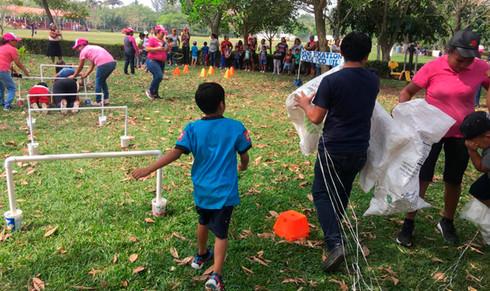Conmemoran Centros Infantiles del DIF día de la familia