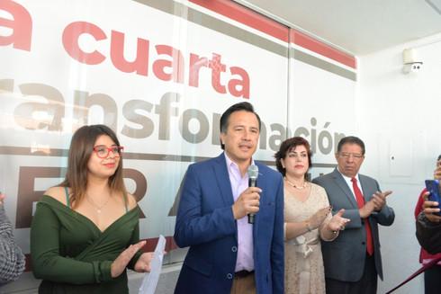 No habrá desabasto de gasolina en Veracruz: Cuitláhuac