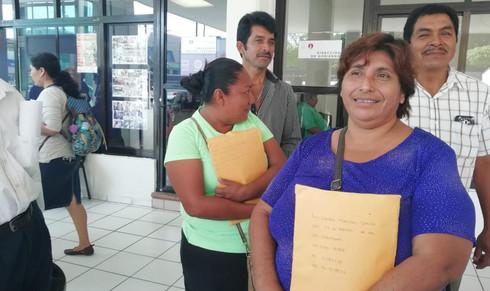 Piden a Gobierno Municipal ayuda para regularizar predios en el poniente