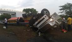 Mal estado de las carreteras incrementa accidentes de camiones de carga