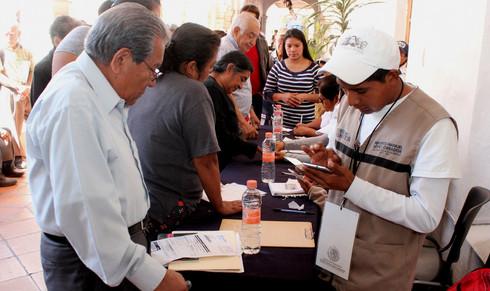 A finales de abril llegarán los programas sociales de AMLO a Veracruz