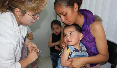 Arranca Semana Nacional de Vacunación, sin vacunas