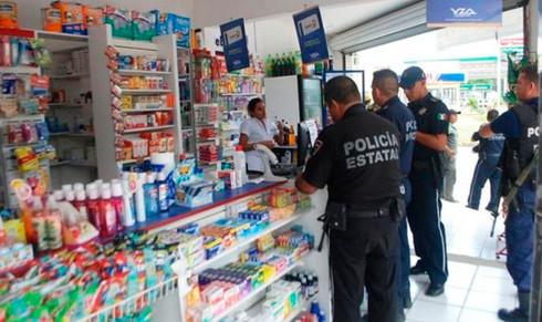 Incrementó 11.2% robo a negocios en Veracruz